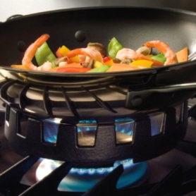 Meilleurs woks pour les cuisinières à gaz Comparatif