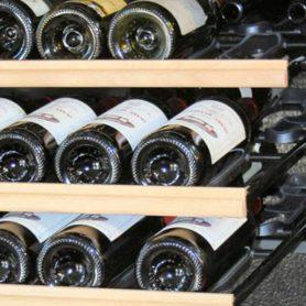 Cave à vin 50 bouteilles