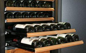 Le prix d'une cave à vin