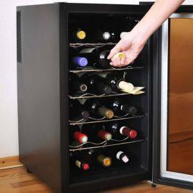 Cave à vin pour 24 bouteilles