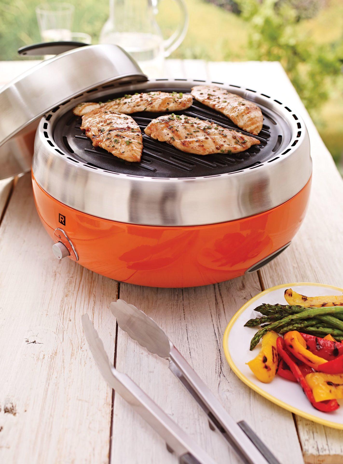 barbecue à gaz portable