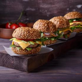 viande pour hamburgers