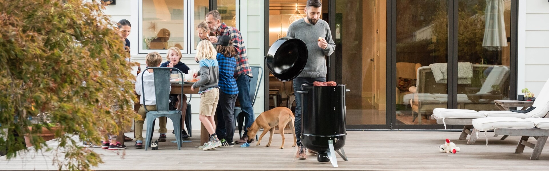 barbecue au charbon de bois à moins de 200 €