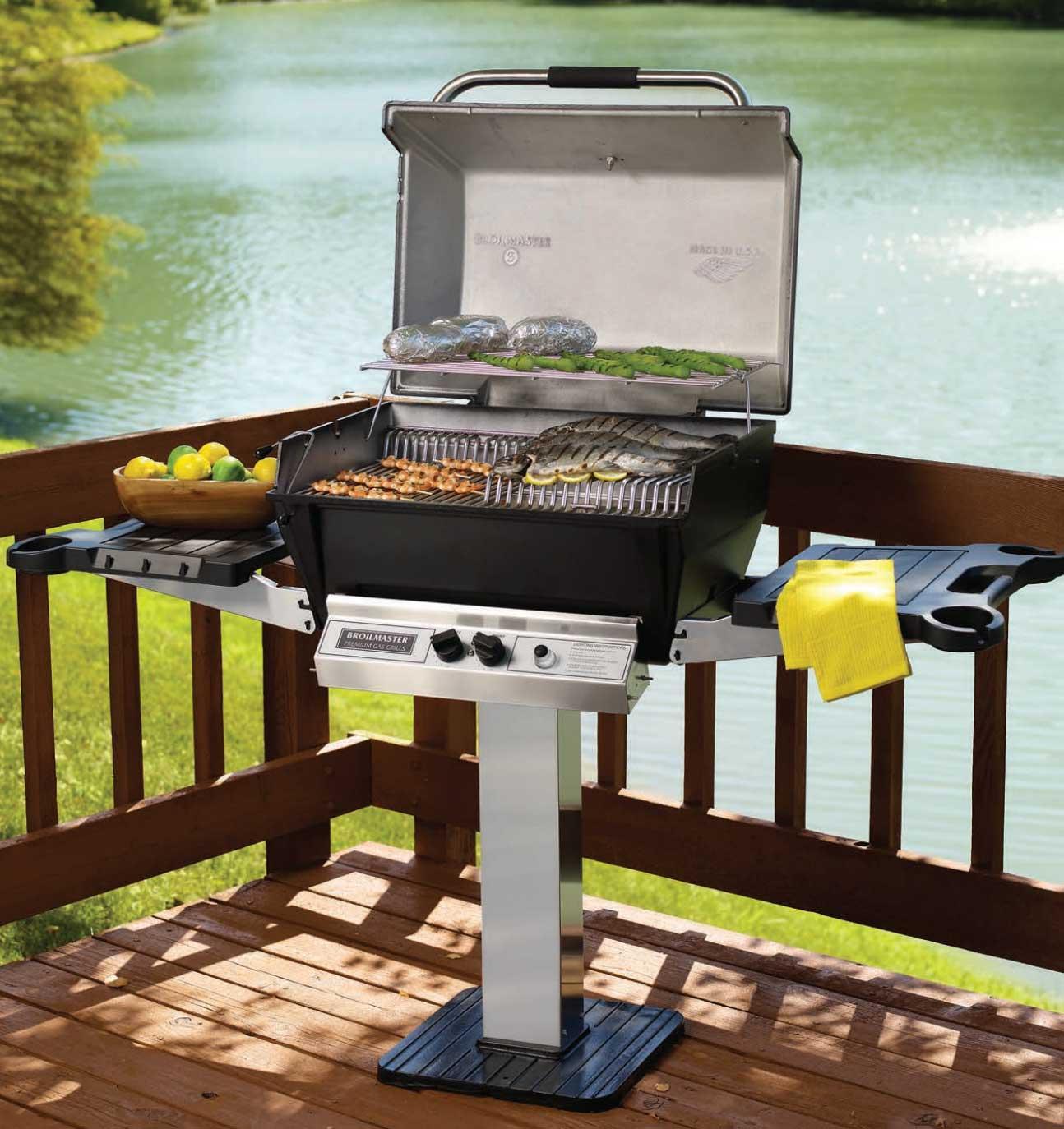 barbecue au naturel