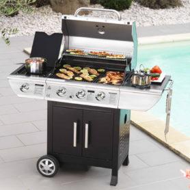 barbecue à gaz pour moins de 400 €