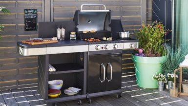 barbecue à gaz de moins de 500 €