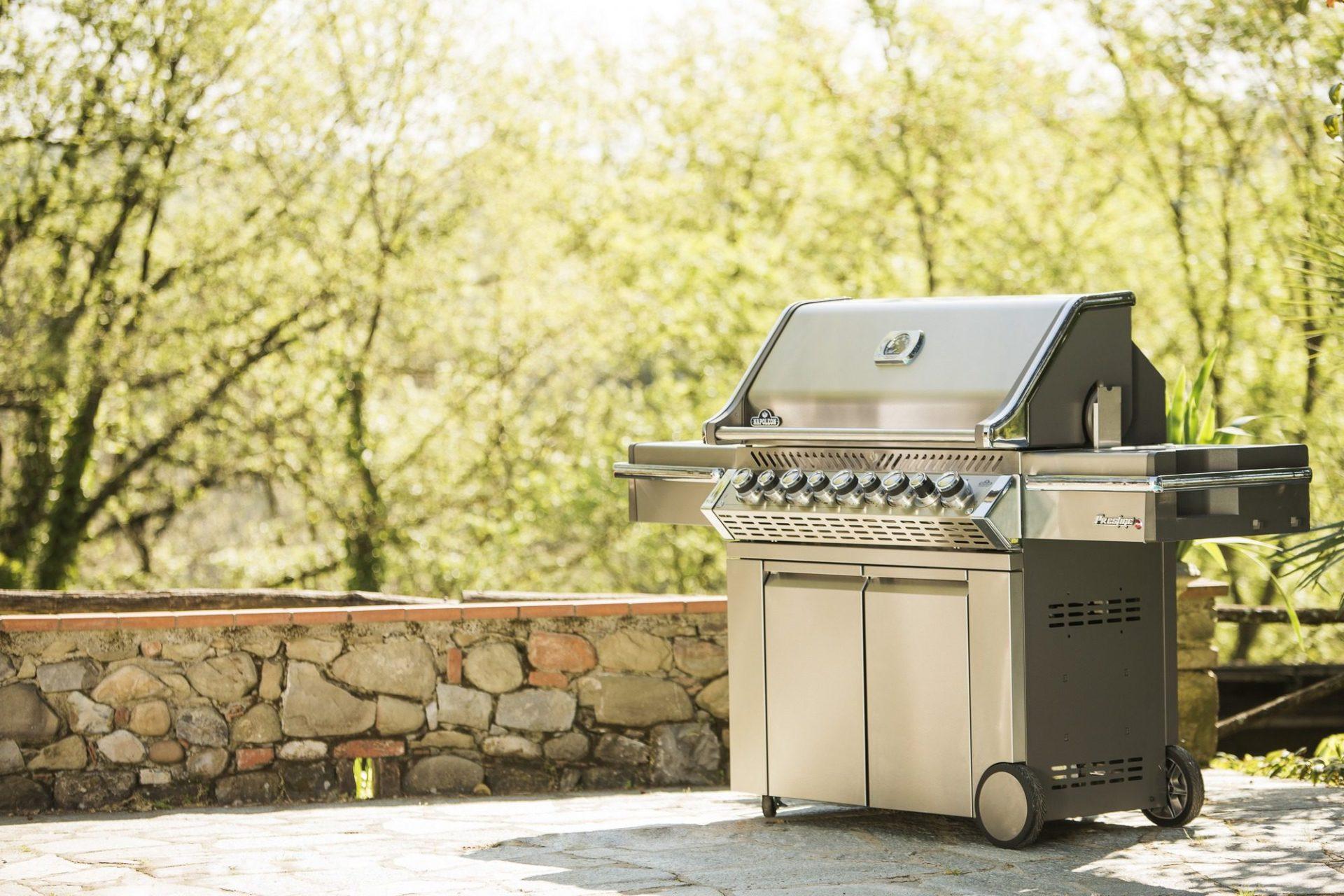 barbecue Napoléon