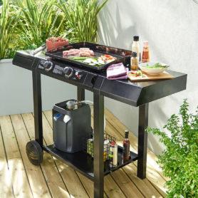 barbecue à gaz à moins de 300 €
