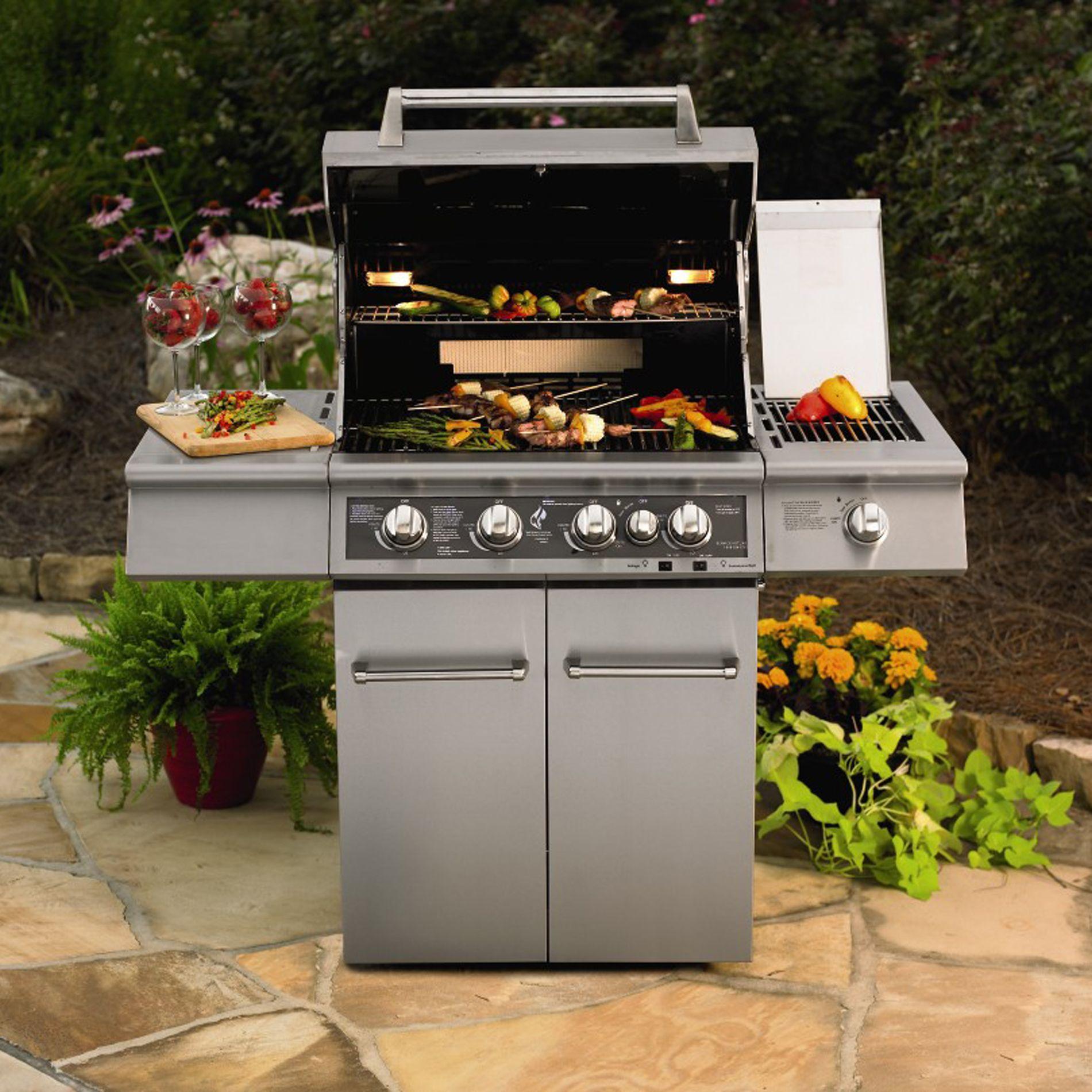barbecue KitchenAid
